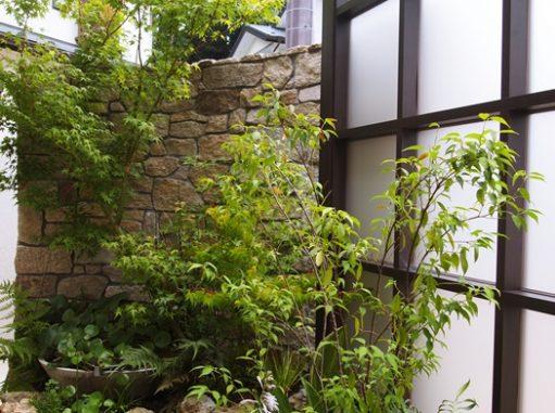 LABOT::ガーデン(坪庭)の施工例を新しく追加しました