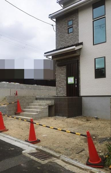 京都 LABOT - lab-t.com - これから外構工事を着工する現場とお客さまからのお手紙と -