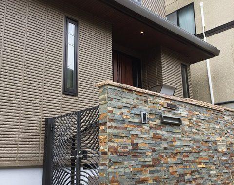 LABOT::右京区のO様邸、完成してます!