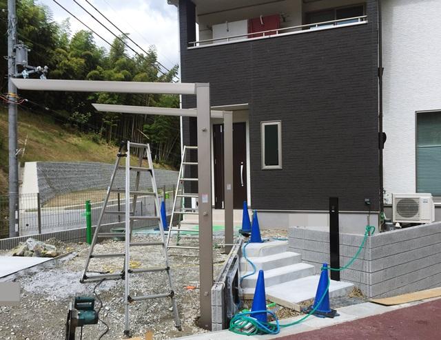 京都 LABOT - lab-t.com - 実際に外構工事をしてくれる職人さんのことも、外構会社を決めるポイントだと思います。 -