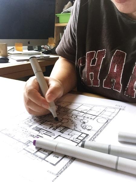 京都 LABOT - lab-t.com - 描き描き -
