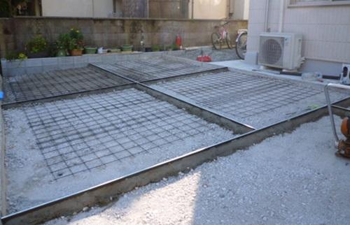 京都 LABOT - lab-t.com - 亀岡市、外構工事もうすぐ完工です -