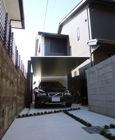 LABOT::京都の路地のイメージで