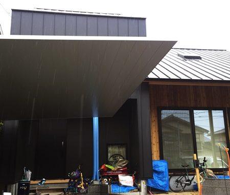LABOT::西京区の新築外構工事:途中経過