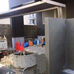 京都 LABOT - lab-t.com - 積水ハウスで建築された西京区のK様邸外構工事の続き -