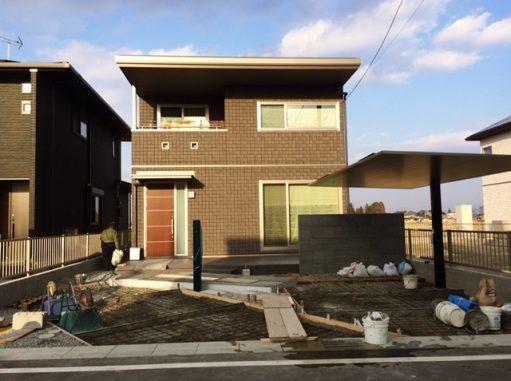 LABOT::守山市の新築外構工事