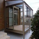 京都 LABOT - lab-t.com - サンルームの施工例を新しく追加しました -