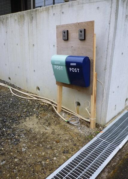 京都 LABOT - lab-t.com - 八幡市の二世帯住宅新築外構工事 -