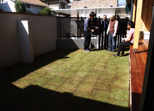 京都 LABOT - lab-t.com - 庭でスラックラインをしたり星を見たり -
