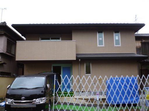 LABOT::旭化成ヘーベルハウスで建築されたM様邸外構工事着工!