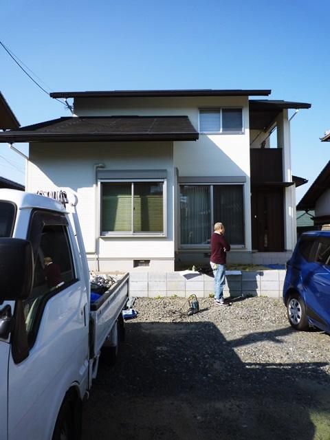 京都 LABOT - lab-t.com - 奈良市でも新築外構工事が始まっていまーす -