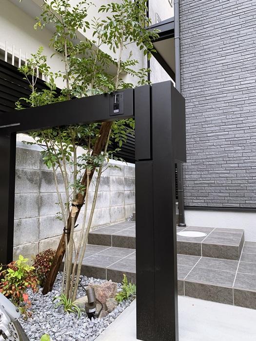 京都 LABOT - lab-t.com - オープン外構が完成しましたー -