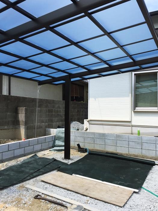 京都 LABOT - lab-t.com - 奈良市の工事進捗状況 -
