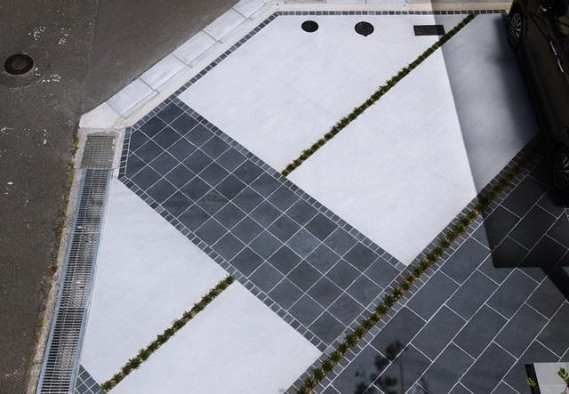 京都 LABOT - lab-t.com - 2世帯オープン外構の施工例を新しく追加しました -