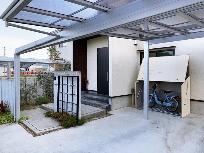 京都 LABOT - lab-t.com - 自転車用倉庫 -