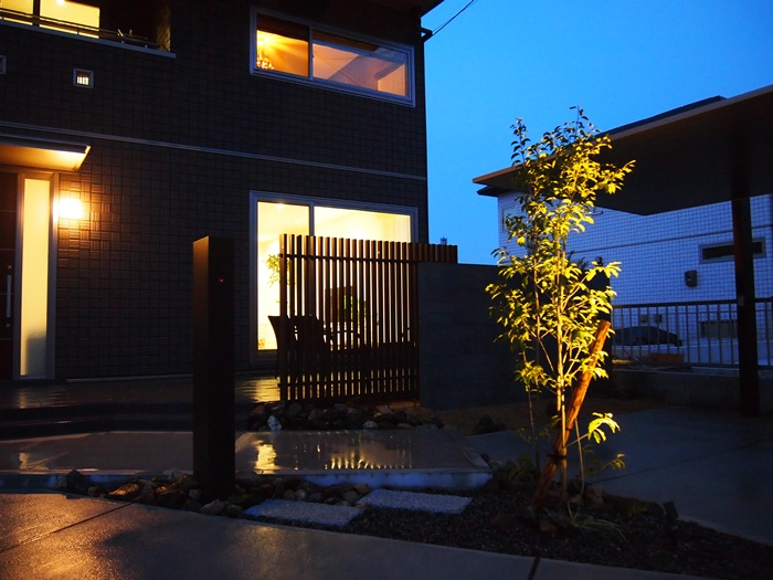 京都 LABOT - lab-t.com - こだわりのゾーニング計画(プライベートエリア) -