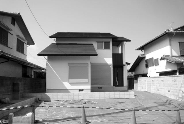 京都 LABOT - lab-t.com - 魅せる表札がある奈良市の外構 -