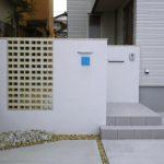 京都 LABOT - lab-t.com - クローズ外構の施工例を新しく追加しました -
