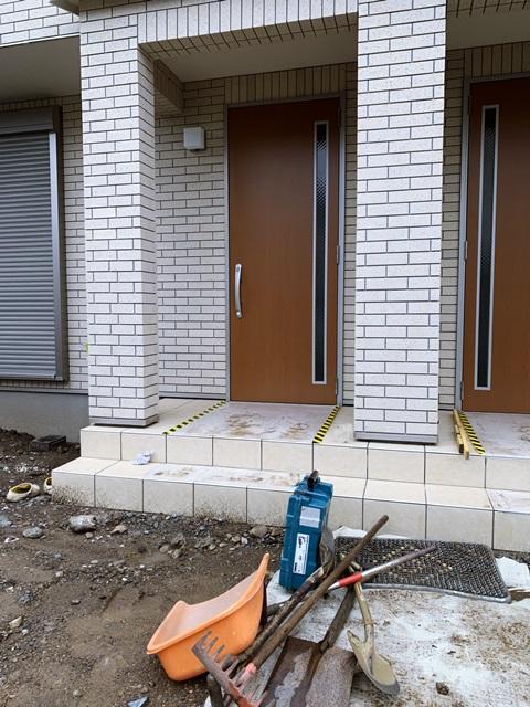 京都 LABOT - lab-t.com - 集合住宅の外構工事 -