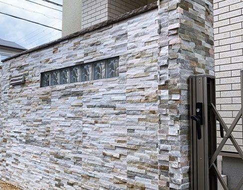 LABOT::三井ホームのY様邸、外構工事が完工しました