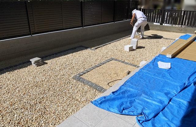 京都 LABOT - lab-t.com - デッキ工事と植栽工事と柚子のハチミツ漬けと。 -