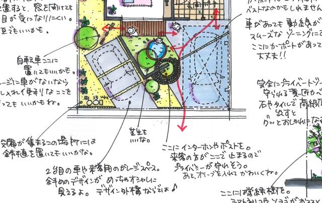 京都 LABOT - lab-t.com - 新築外構工事、新たに着工!@左京区 -