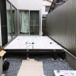 京都 LABOT - lab-t.com - とことんメンテナンスフリーの中庭に -