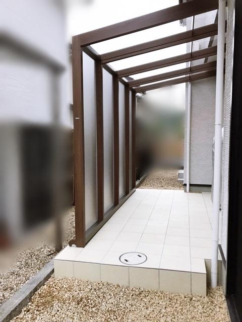 京都 LABOT - lab-t.com - リフォーム外構の施工例を新しく追加しました -