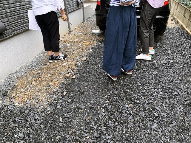 京都 LABOT - lab-t.com - お待たせしました~守山市:大和ハウスでご新築のK様邸外構工事が着工!~ -