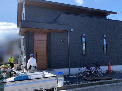 LABOT::お待たせしました~守山市:大和ハウスでご新築のK様邸外構工事が着工!~