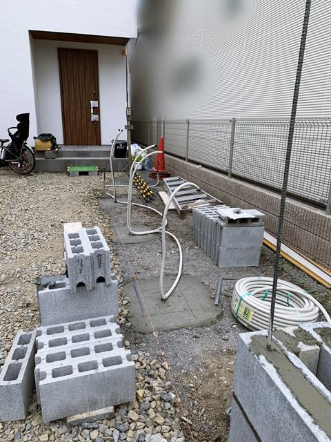 京都 LABOT - lab-t.com - レンガをいっぱい使う外構、作ってます -