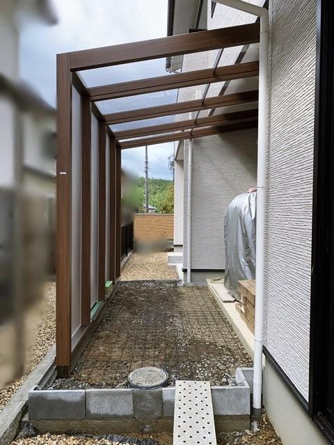 京都 LABOT - lab-t.com - LIXILココマを使って自然な目隠しをしましょっか -