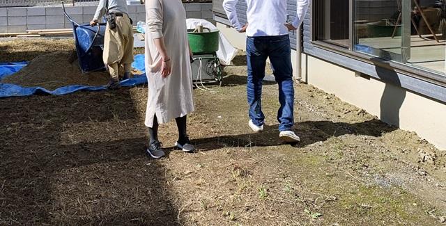 京都 LABOT - lab-t.com - 大津市M様邸の新築外構工事が着工しました -