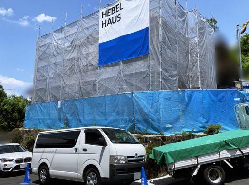 LABOT::先週から着工した新築外構工事は宇治市のN様邸