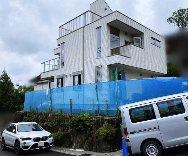 京都 LABOT - lab-t.com - 先週から着工した新築外構工事は宇治市のN様邸 -