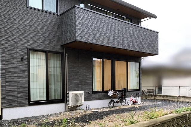 京都 LABOT - lab-t.com - K様邸のお庭工事、まずはタイルテラスが出来たよ -