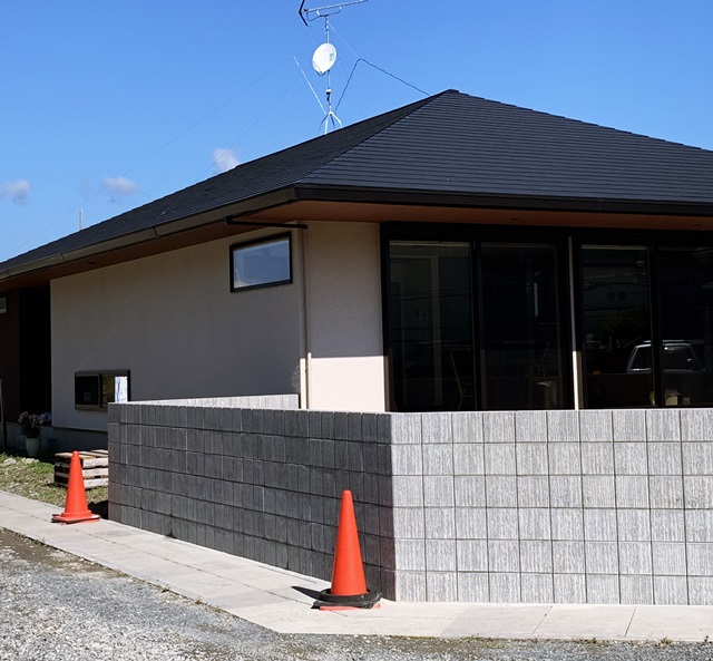京都 LABOT - lab-t.com - 和の意匠壁を工事中@南丹市K様邸 -