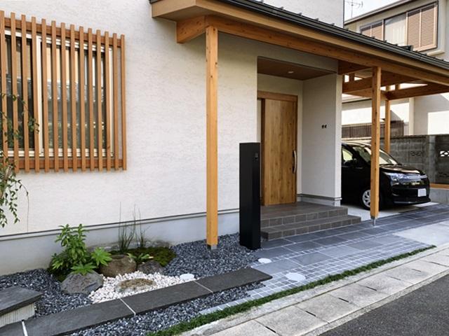 京都 LABOT - lab-t.com - 和の外構、魅せる外構 -