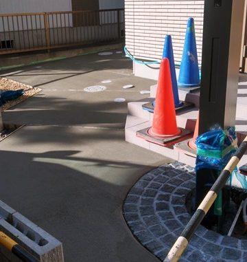 LABOT::京田辺市:T様邸の外構工事