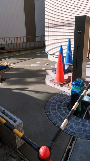 京都 LABOT - lab-t.com - 京田辺市:T様邸の外構工事 -