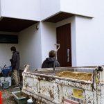 京都 LABOT - lab-t.com - 長岡京市K様邸の新築外構工事が着工しました -