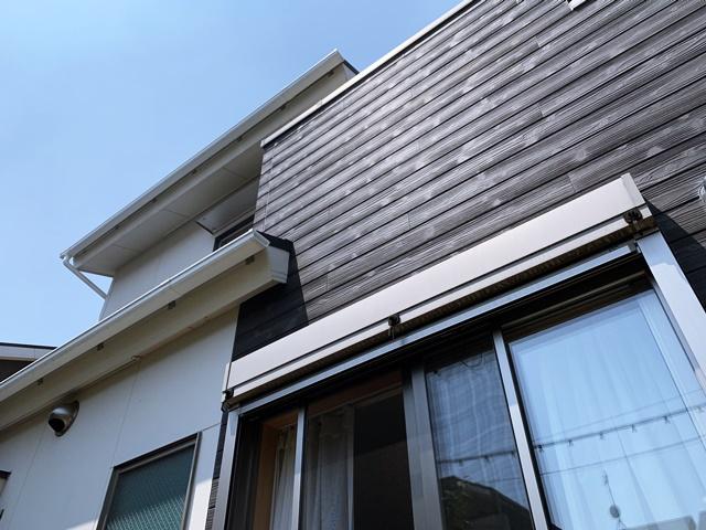 京都 LABOT - lab-t.com - 目隠しフェンスとデッキを作って、使えるお庭にリフォーム -