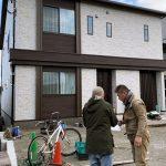 京都 LABOT - lab-t.com - 伏見区M様邸の外構工事が始まりました -