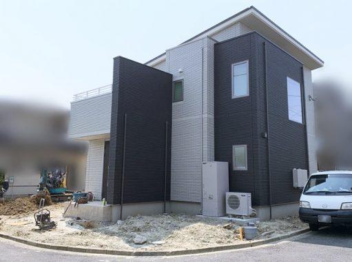 LABOT::奈良市で新築外構工事が着工しました