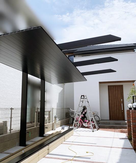 京都 LABOT - lab-t.com - and  BLACK・・・黒のパーツが、家をまとめる。 -