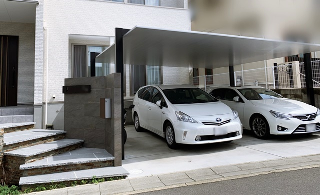 京都 LABOT - lab-t.com - 季節を感じながら暮らすオープン外構 -