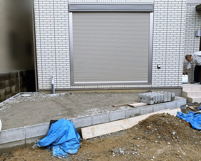 京都 LABOT - lab-t.com - 長岡京市I様邸の外構デザイン、その素敵ポイント -
