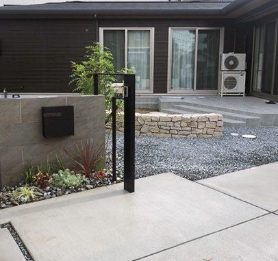 LABOT::オープン外構・ガーデンの施工例を新しく更新しました