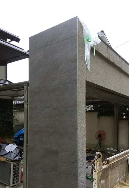 京都 LABOT - lab-t.com - デザイン門屋根~LIXILプラスG~ -