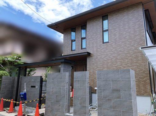 LABOT::西京区のS様邸外構工事進捗レポート
